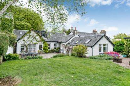 5 Bedrooms Cottage House for sale in Montgomery Street, Eaglesham