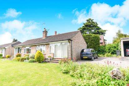 1 Bedroom Bungalow for sale in Greenhill Gardens, Evesham, Worcestershire