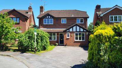 5 Bedrooms Detached House for sale in Totton, Southampton, Hampshire