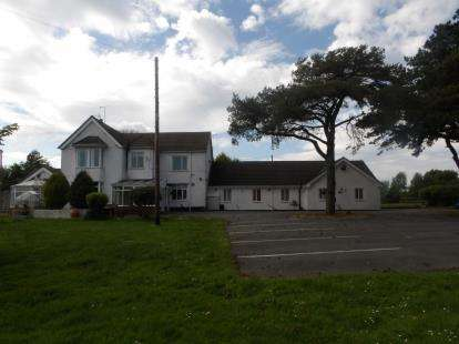 Detached House for sale in Naid Y March, Holywell, Flintshire, CH8