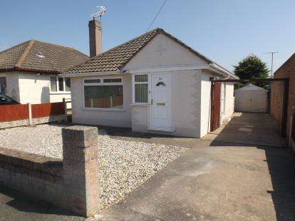 2 Bedrooms Bungalow for sale in Frances Avenue, Rhyl, Denbighshire, LL18
