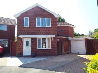 4 Bedrooms Detached House for sale in Starling Close, Murdishaw, Runcorn, Cheshire, WA7
