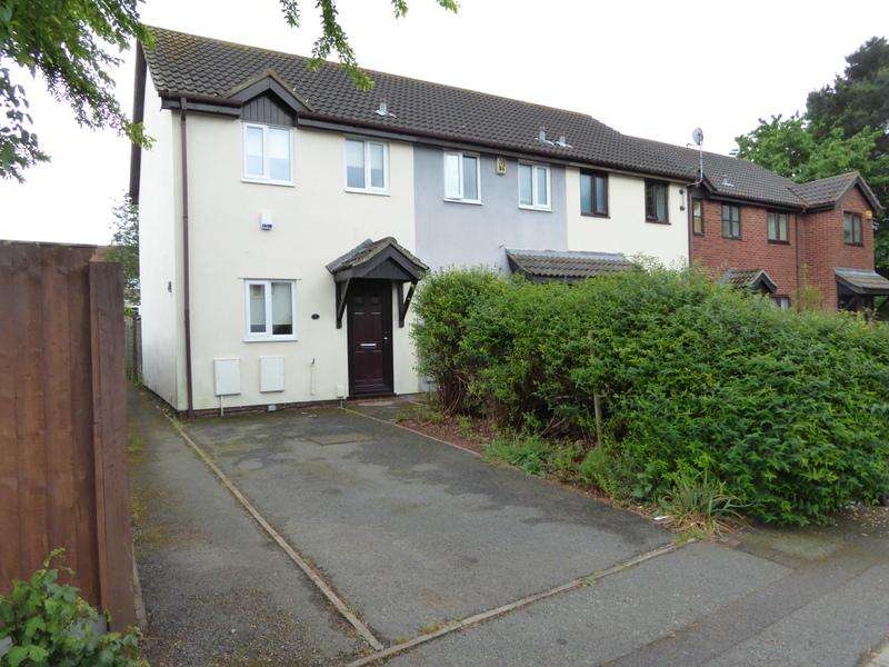 2 Bedrooms End Of Terrace House for sale in CHESTERFILED DRIVE, DARTFORD DA1
