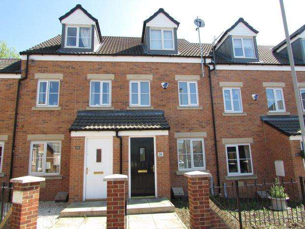 3 Bedrooms Terraced House for sale in WATSON PARK, SPENNYMOOR, SPENNYMOOR DISTRICT