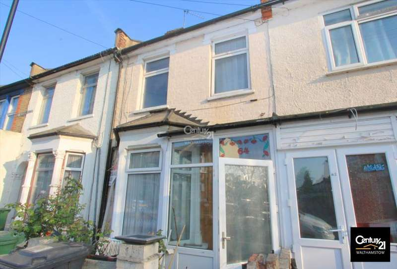 3 Bedrooms House for sale in Large 3 Bedroom House, Coleridge Road E17