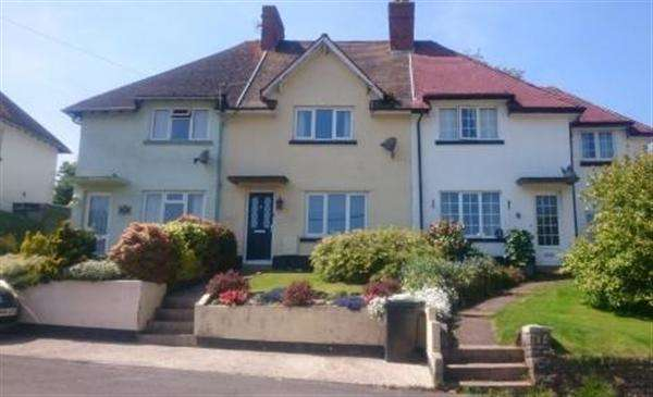 3 Bedrooms House for sale in Arcot Park, Sidmouth