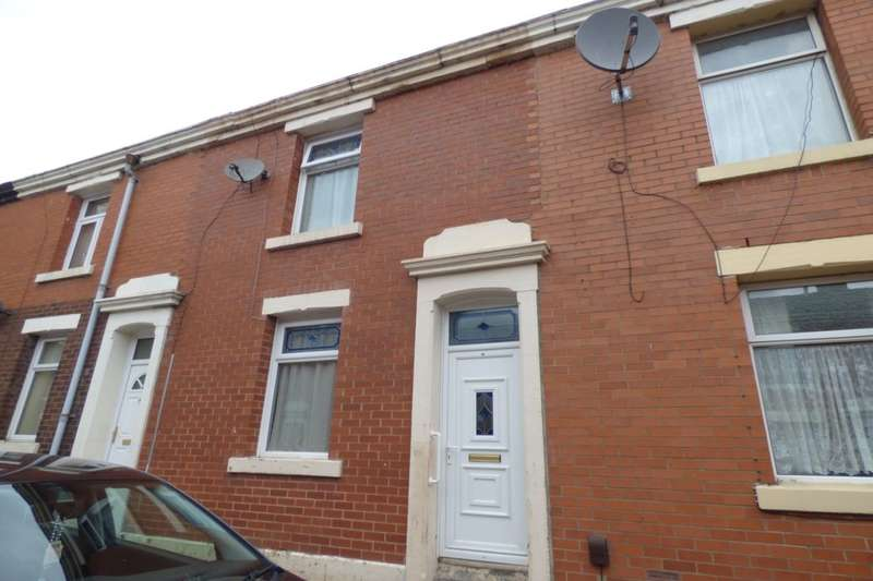 2 Bedrooms Property for sale in Walter Street, Blackburn, BB1