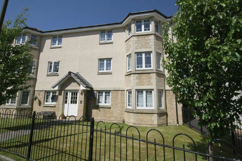 2 Bedrooms Apartment Flat for sale in Leyland Road, Bathgate
