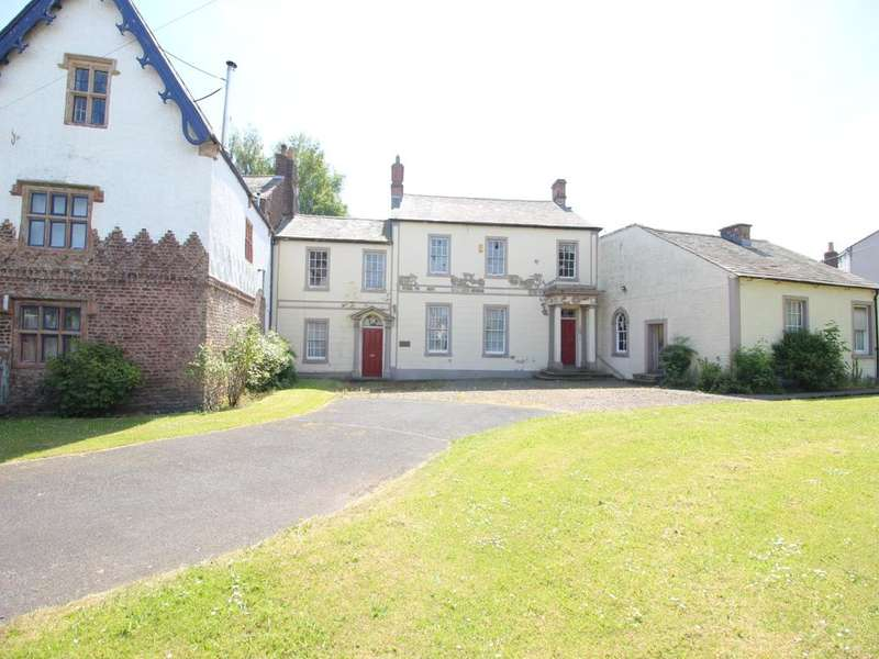 5 Bedrooms Detached House for sale in Burnfoot, Wigton, CA7