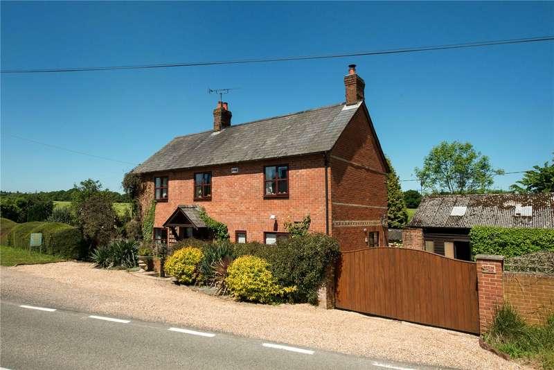 4 Bedrooms Detached House for sale in Woodcutts, Salisbury, Dorset, SP5