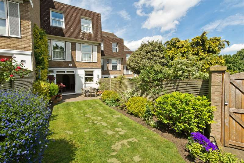 5 Bedrooms Flat for sale in Welford Place, London, SW19