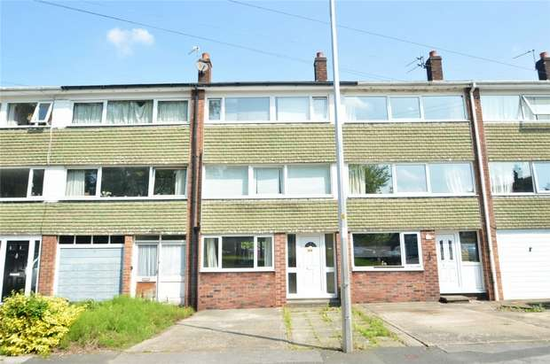 4 Bedrooms Town House for sale in Lowndes Close, Offerton, Stockport, Cheshire