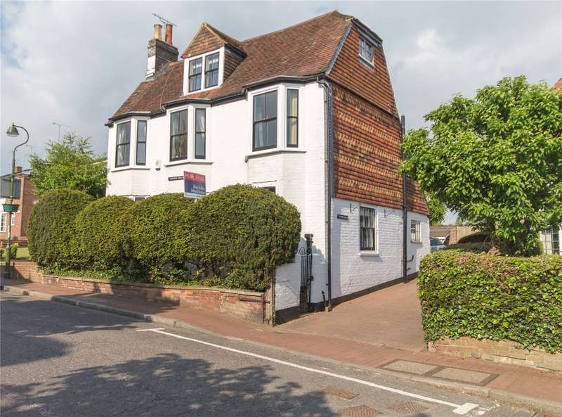 5 Bedrooms Detached House for sale in High Street, Cuckfield