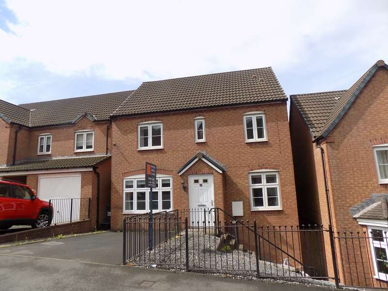 3 Bedrooms Detached House for sale in Groeswen Park, Margam, Port Talbot, Neath Port Talbot. SA13 2AZ
