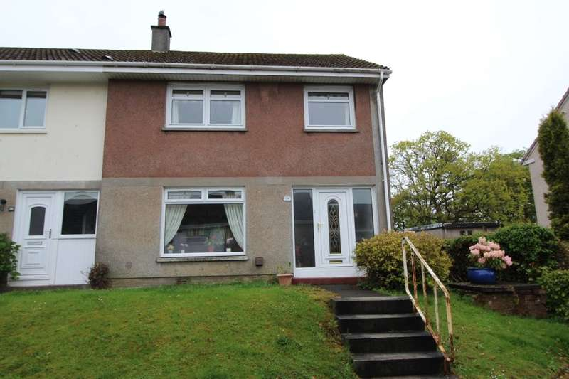 3 Bedrooms Property for sale in Wardlaw Crescent, East Kilbride, Glasgow, G75