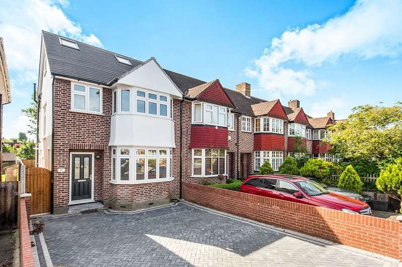 4 Bedrooms Semi Detached House for sale in Selkirk Road, Twickenham, TW2