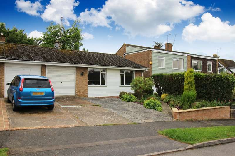 2 Bedrooms Semi Detached Bungalow for sale in Rectory Close, Ashington