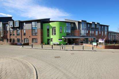 2 Bedrooms Flat for sale in Roman Ridge, 2 Lavender Way, Sheffield