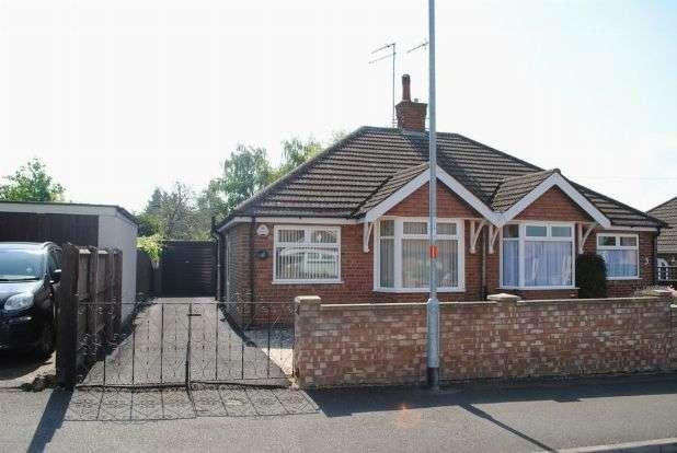 1 Bedroom Semi Detached Bungalow for sale in Canons Walk, Kingsthorpe Village, Northampton NN2 8HR