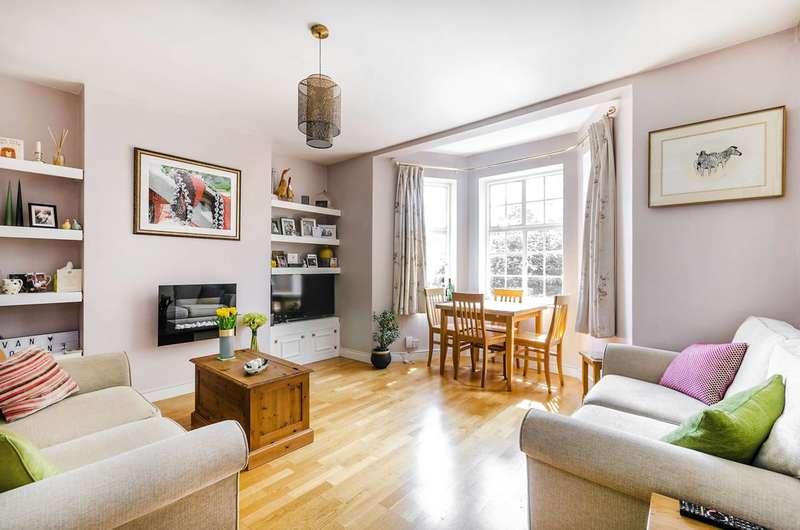 2 Bedrooms Flat for sale in Myddelton Passage, Clerkenwell, EC1R