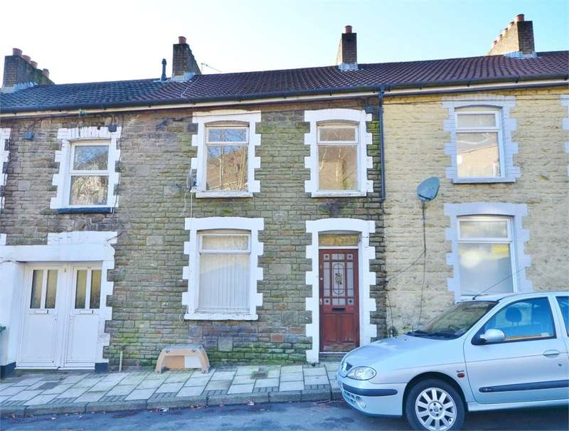 3 Bedrooms Terraced House for sale in Alexandra Road, Elliots Town, New Tredegar, NP24