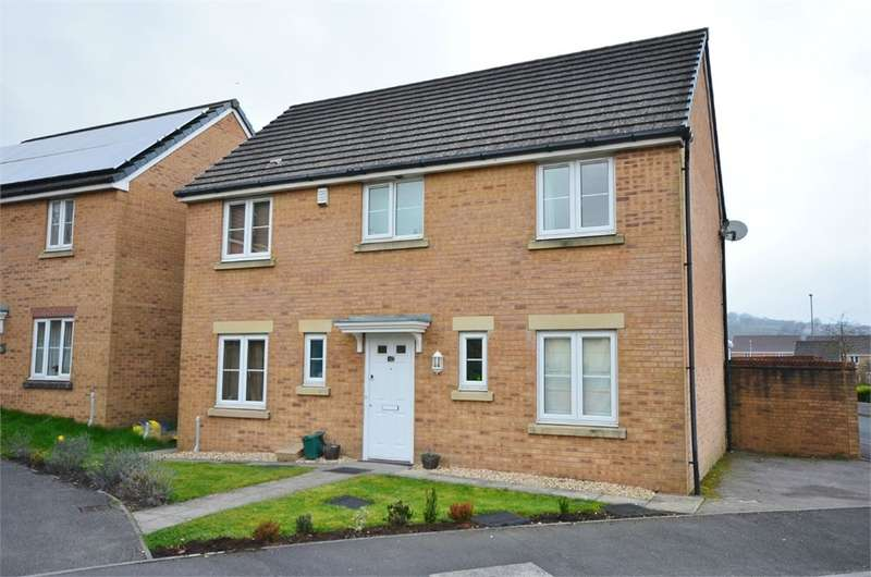 4 Bedrooms Detached House for sale in Drum Tower View, Caerphilly, CF83