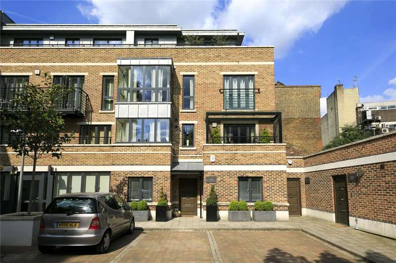 4 Bedrooms House for sale in Times Court, Retreat Road, Richmond, TW9