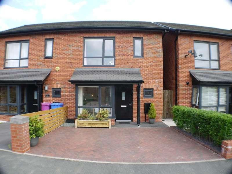 2 Bedrooms Semi Detached House for sale in Bridgemill Close, Liverpool, L27