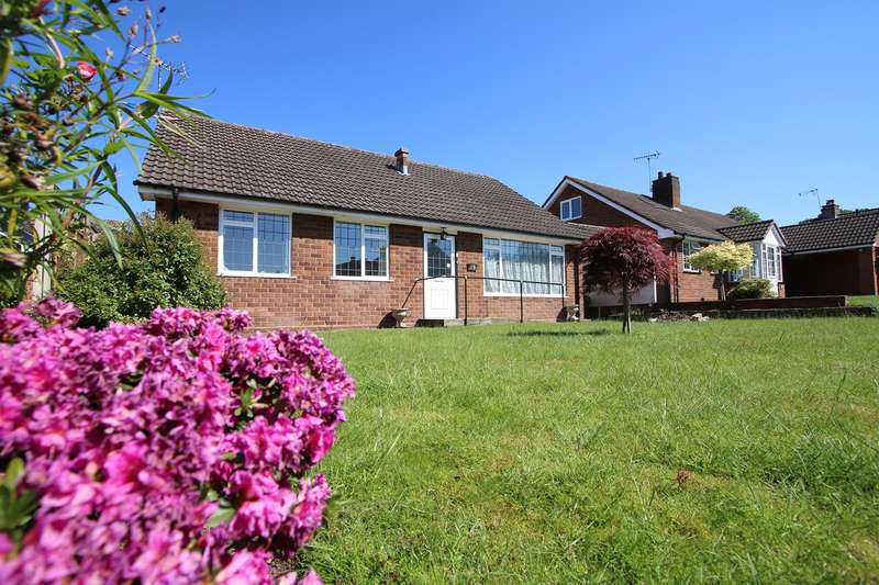 2 Bedrooms Detached Bungalow for sale in Hall Meadow, Hagley, Stourbridge, DY9