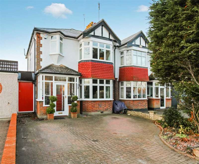 3 Bedrooms House for sale in Oliver Road, Shenfield
