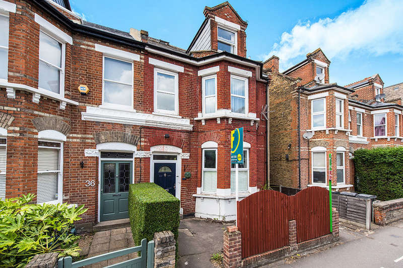 2 Bedrooms Flat for sale in King Charles Road, Surbiton, KT5
