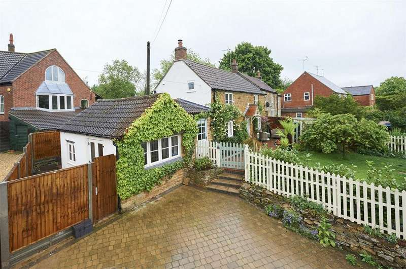 2 Bedrooms Detached House for sale in Main Street, Drayton, Market Harborough, Leicestershire