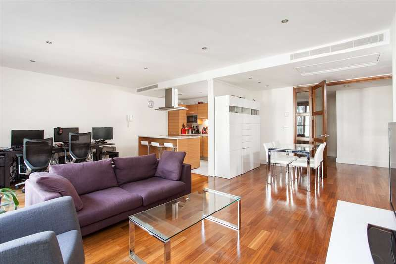 2 Bedrooms Flat for sale in Westcliffe Apartments, 1 South Wharf Road, London, W2