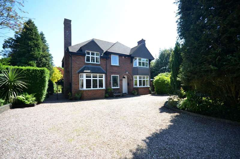 5 Bedrooms Detached House for sale in Hilderstone Road, Meir Heath, ST3 7PB