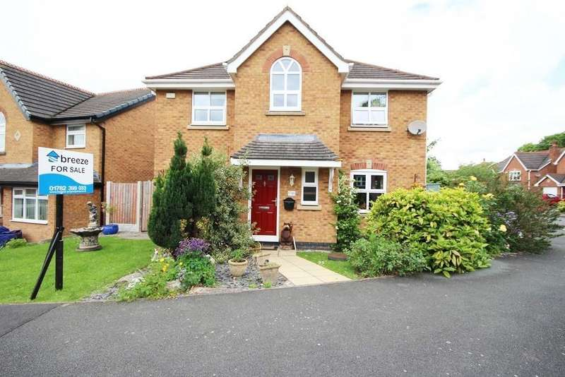 4 Bedrooms Detached House for sale in Charolais Crescent, Lightwood