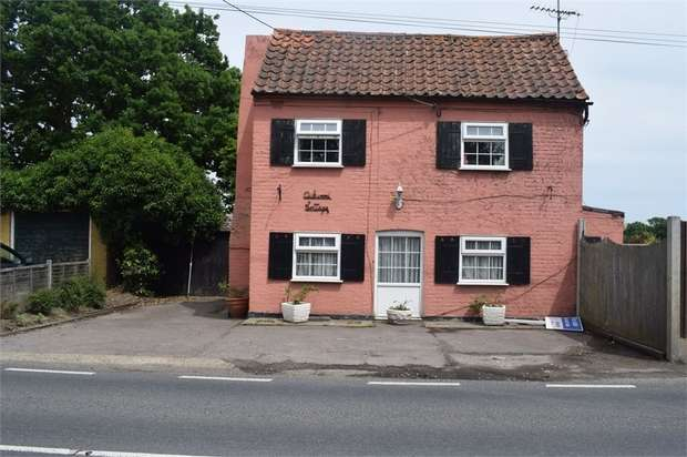 2 Bedrooms Cottage House for sale in Colchester Main Road, Alresford, Colchester, Essex