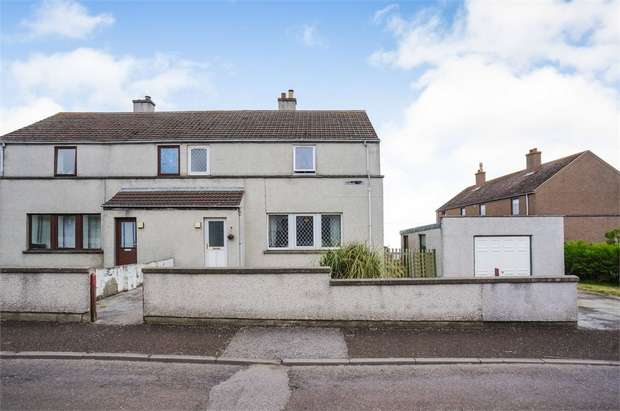 3 Bedrooms Semi Detached House for sale in Shelligoe Road, Lybster, Highland