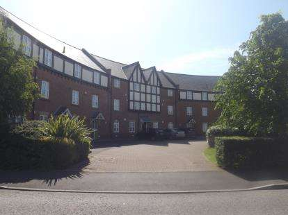 2 Bedrooms Flat for sale in Cronton Farm Court, Widnes, Cheshire, WA8