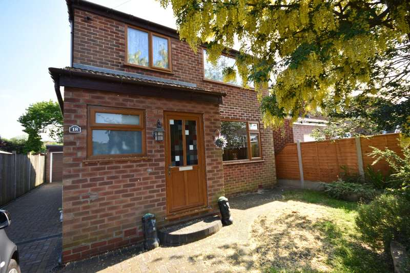 3 Bedrooms Detached House for sale in MILTON DRIVE, POYNTON