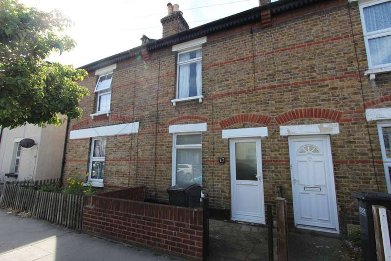 2 Bedrooms Terraced House for sale in Warren Road, Addiscombe, CR0