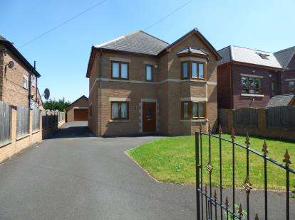5 Bedrooms Detached House for sale in Withington Road, Chorlton Cum Hardy, Manchester, Greater Manchester