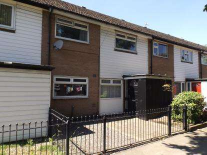 3 Bedrooms Terraced House for sale in Tree Walk, Stretford, Manchester, Greater Manchester