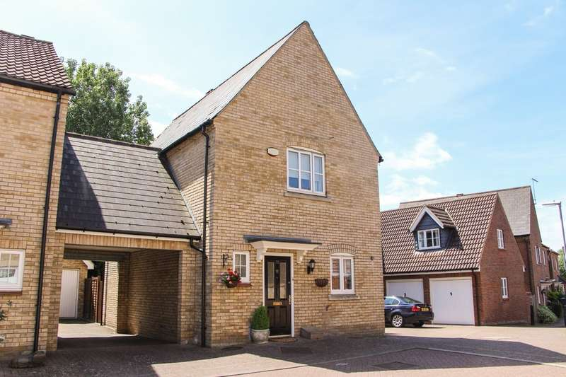 3 Bedrooms Semi Detached House for sale in Burwell, Cambridgeshire