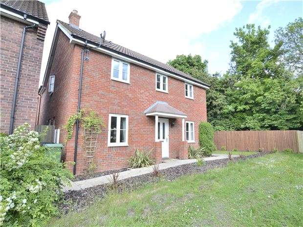4 Bedrooms Detached House for sale in Sparrow Hawk Way, Brockworth, GLOUCESTER, GL3 4QA