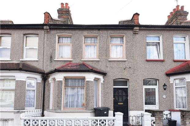 2 Bedrooms Terraced House for sale in Winterbourne Road, THORNTON HEATH, Surrey, CR7