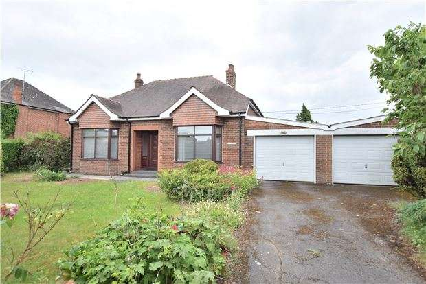 4 Bedrooms Detached Bungalow for sale in Main Road, Minsterworth, GLOUCESTER, GL2 8JG