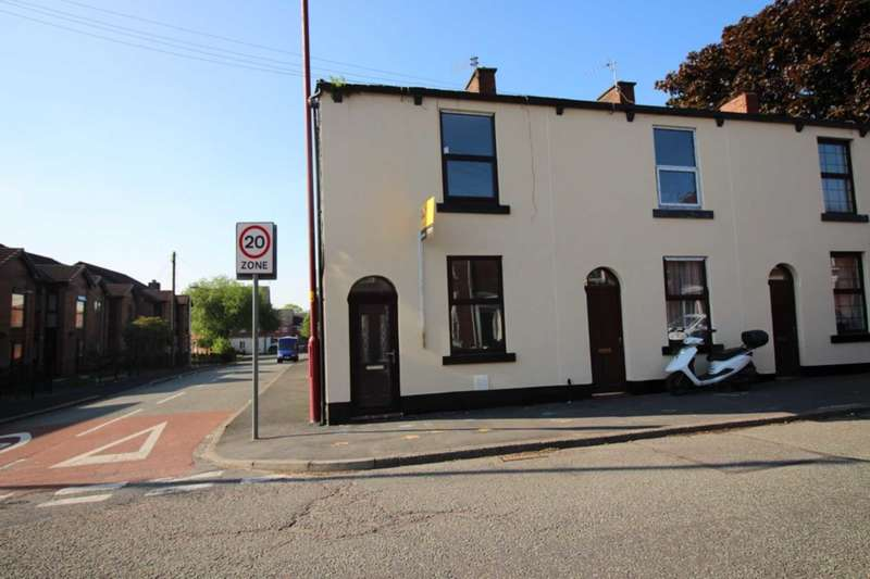 2 Bedrooms End Of Terrace House for sale in Astley Street, Dukinfield