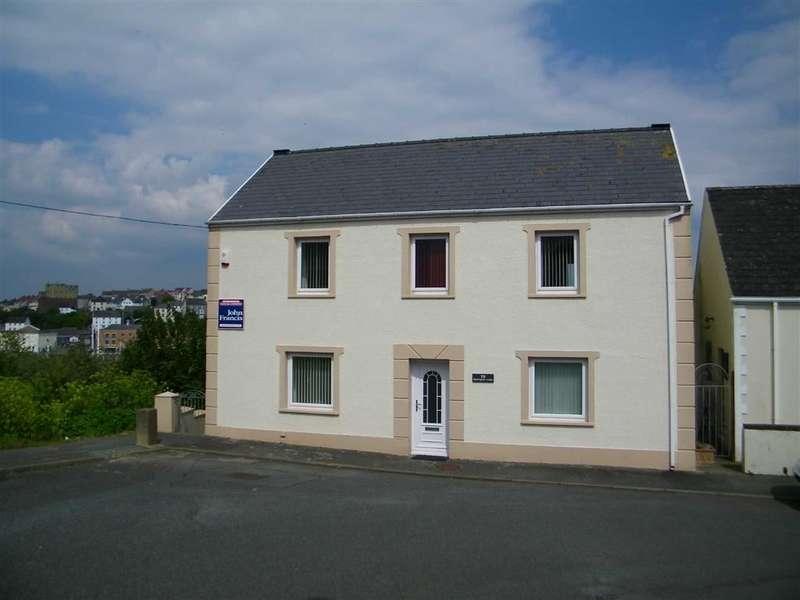 4 Bedrooms Detached House for sale in Chapel Street, Hakin