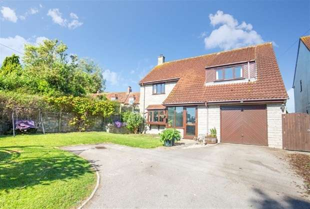4 Bedrooms Detached House for sale in Holywell Road, Edington, Bridgwater