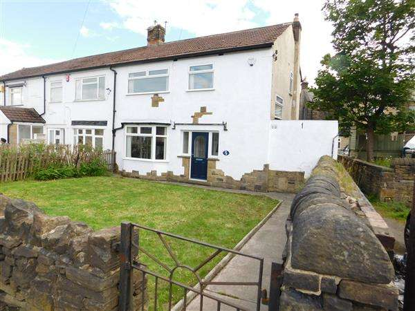 3 Bedrooms Semi Detached House for sale in Beacon Road, Bradford